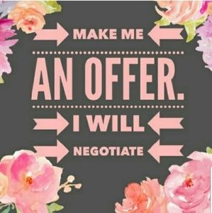 I will accept or counter 💜